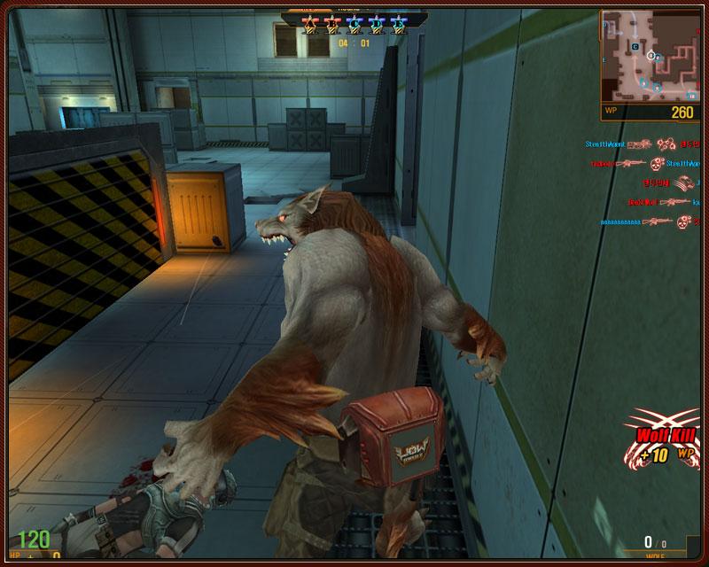 Wolfteam Screenshot