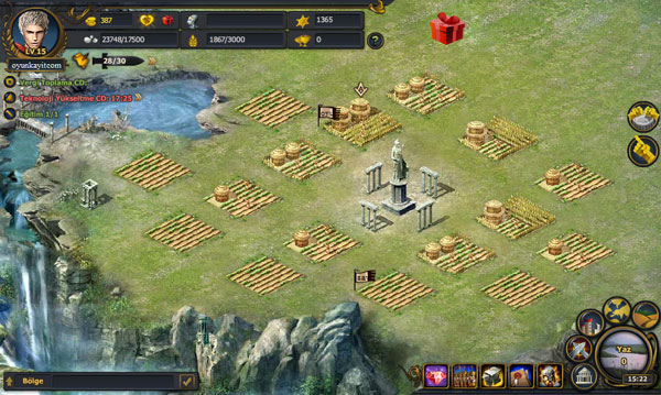 Immortal King Screenshot