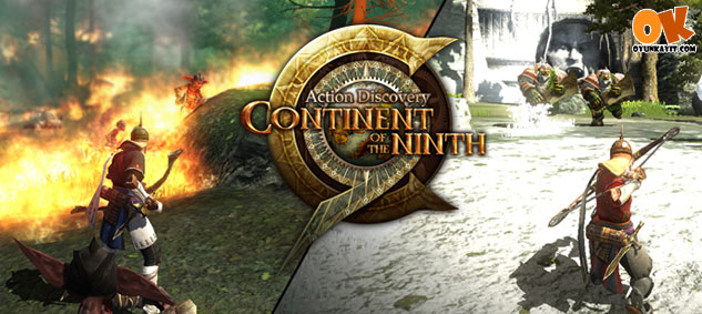 Continent of the Ninth (C9) Online