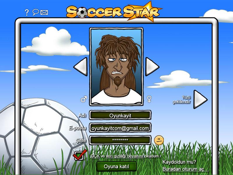 Soccer Star Screenshot
