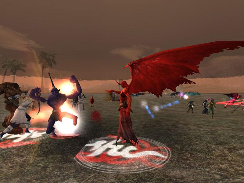 Last Chaos Screenshot