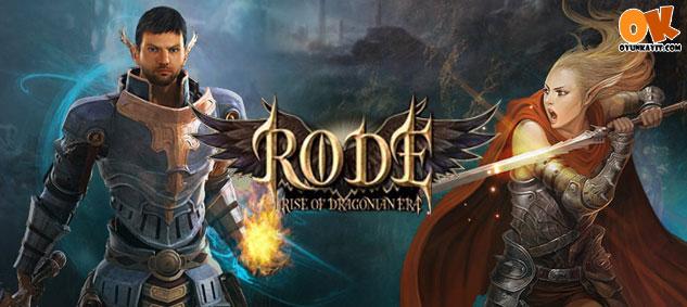 Rise of Dragonian Era (R.O.D.E) Online