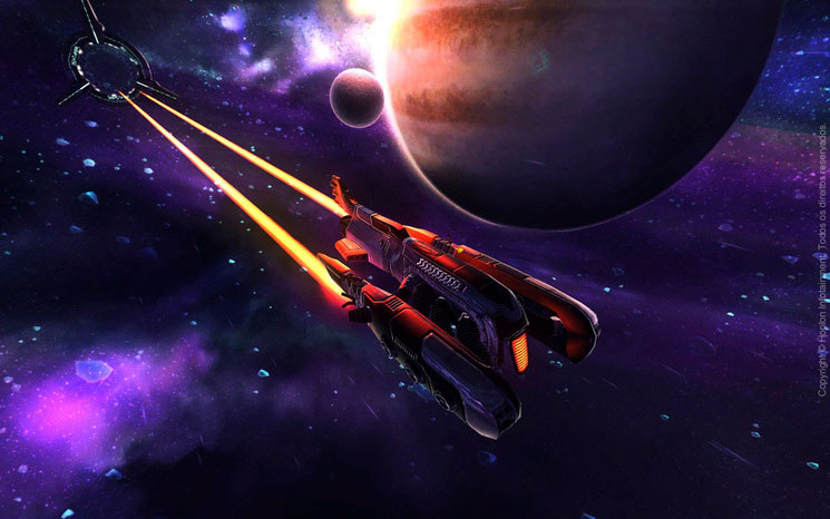 Taikodom Living Universe Screenshots