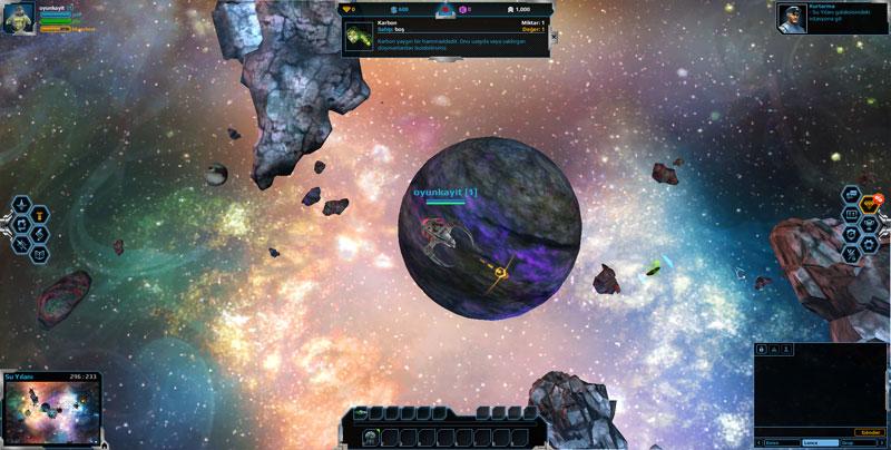 Andromeda 5 Screenshot