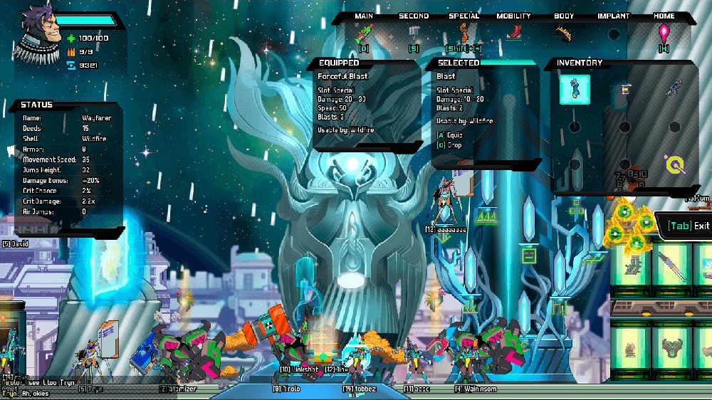 StarBreak Screenshot