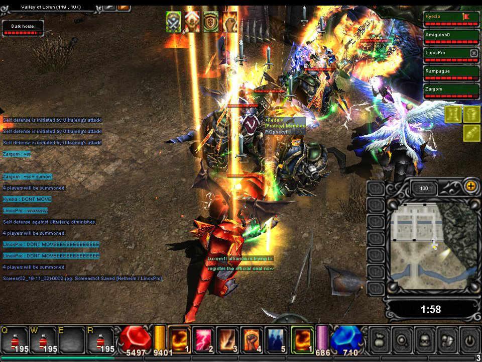 MU Online Screenshot