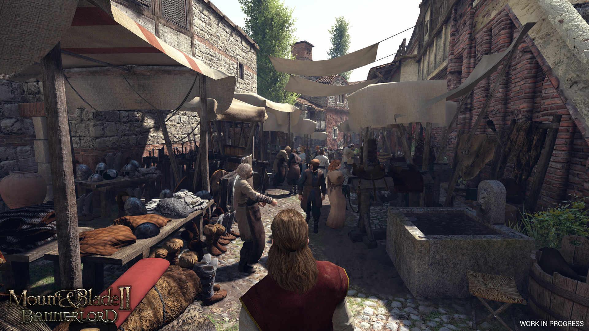 Mount & Blade II: Bannerlord Screenshot